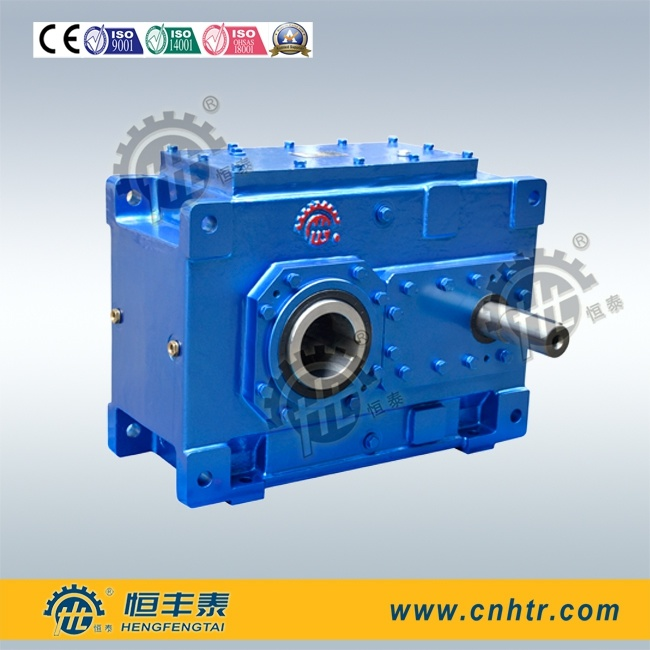 H Series Helical Parallel Shaft High Torque Gearbox for Mining Ball Mill Machine