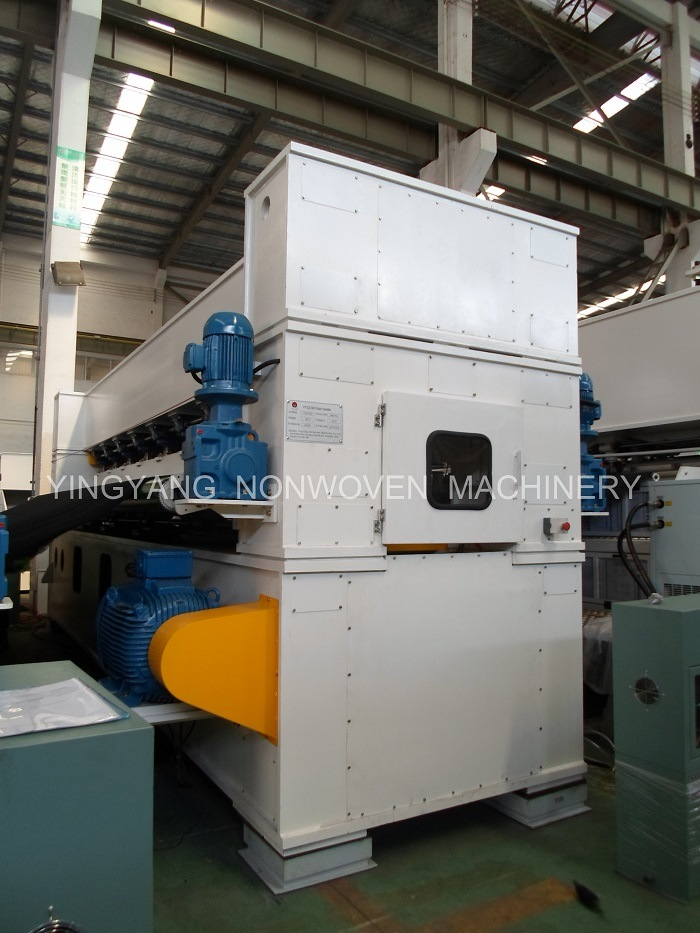 Yygz-IV Double Shaft Double Needle Board Needle Loom