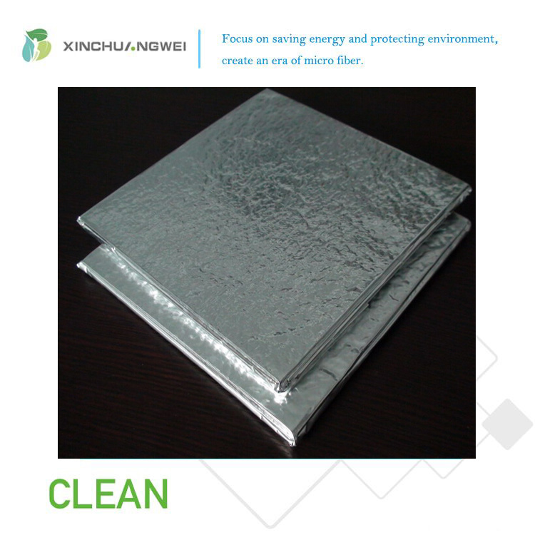 Nano Fiberglass Vacuum Insulation Panel Glassfiber VIP Core Material for Industrial Refrigerators