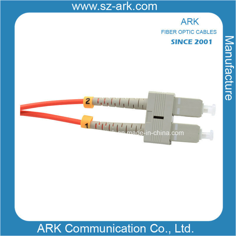 Shenzhen Competitive Supplier Multimode Duplex Optical Fiber