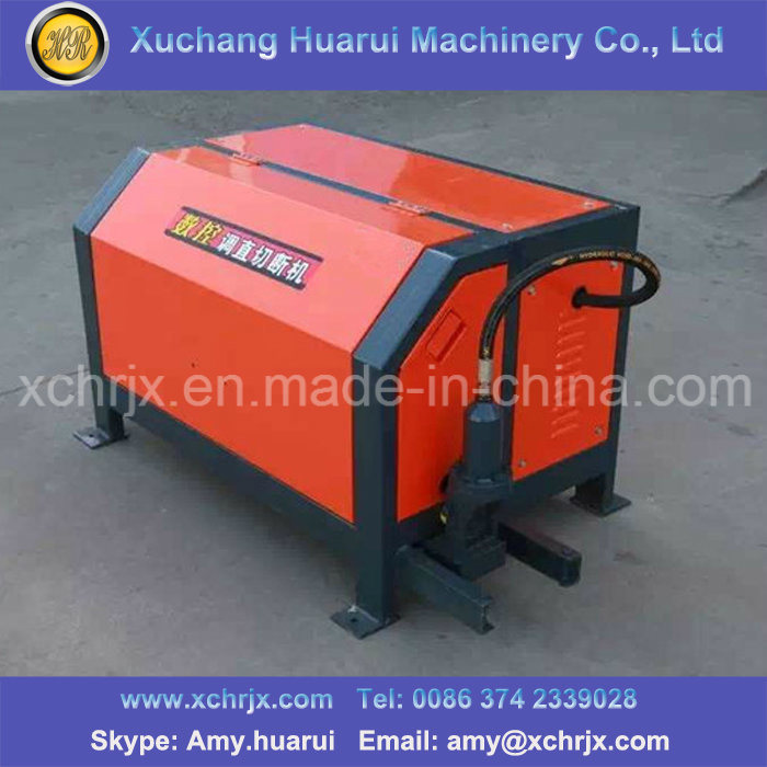 Widely Used Wire Straightening and Cutting Machine for Sale