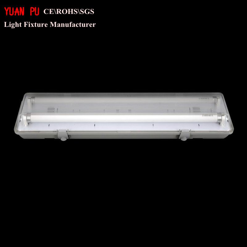 IP65 High Quality Waterproof Fluorescent Fixture (YP3218T)