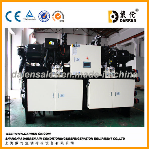 Water Screw Type Package Water Chillers