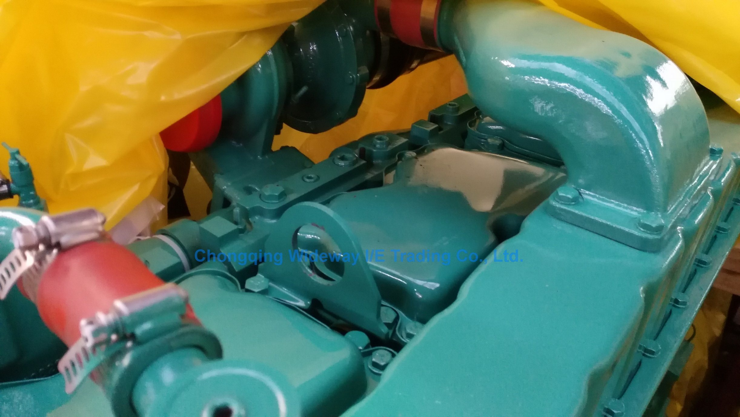 Genuine Original Ccec Nta855-G1 Cummins Diesel Engine for Generator Set