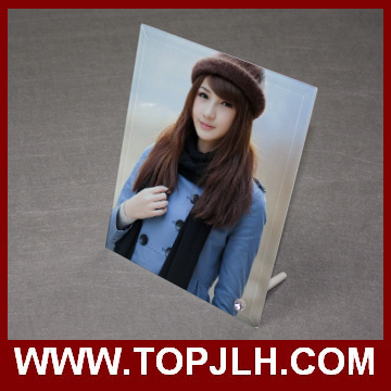 15*20cm Tempered Glass Photo Frame Sublimation