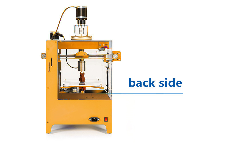 High Precision Custom Design Printing Machine Chocolate Fdm 3D Printer