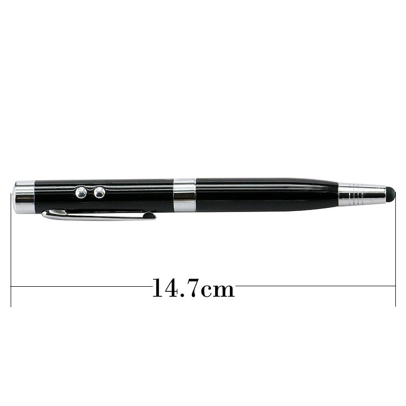 6 Colors Light Laser Pen Shape USB Flash Drive 8g 16GB 32GB 64GB USB Disk USB 2.0 Stylus Pen Drive Memory Stick Pendrive U Disk