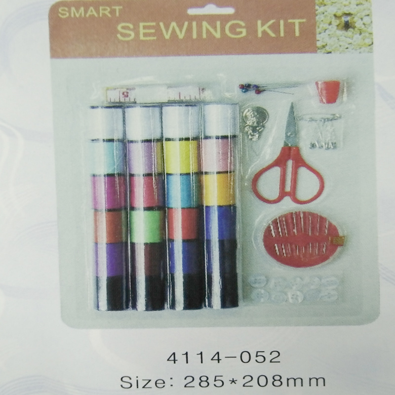 Hot-Sale Convenient Travel Sewing Kits for Family