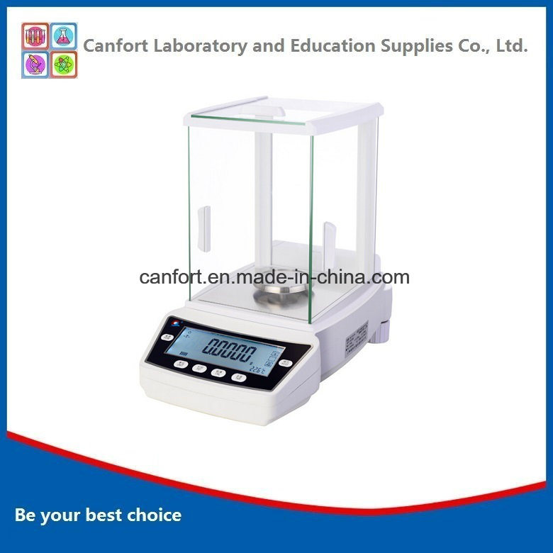 Laboratory High Precision Electronic Analytical Balance, Fa Series 0.1mg