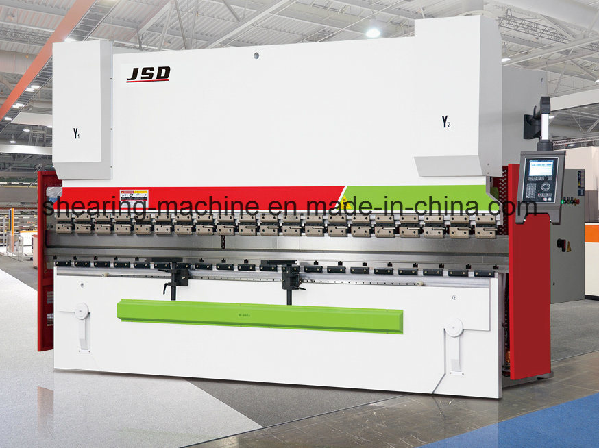 Jsd Hydraulic CNC Press Brake MB8-150tx2500