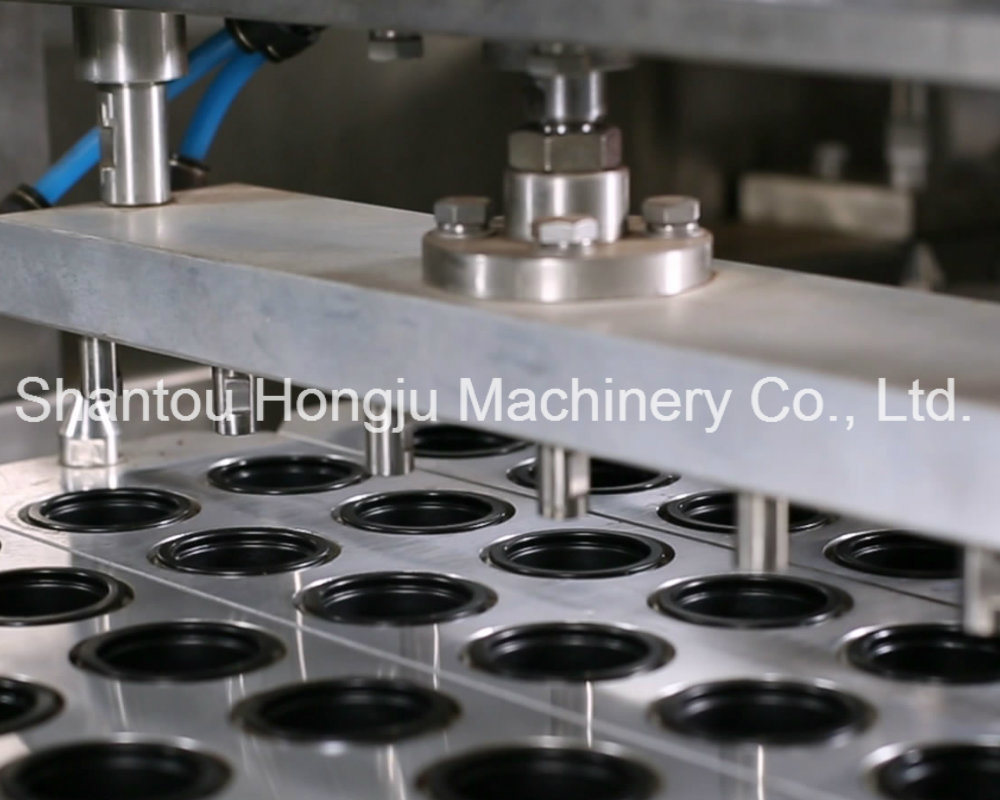 Full Automatic K-Cup Coffee Filling Sealing Machine