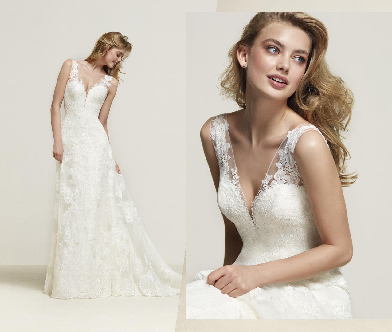 Trendy New Wedding Dress