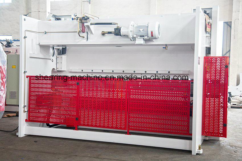 Jsd MB8-200t*3200 Hydraulic Stainless Steel Press Brake