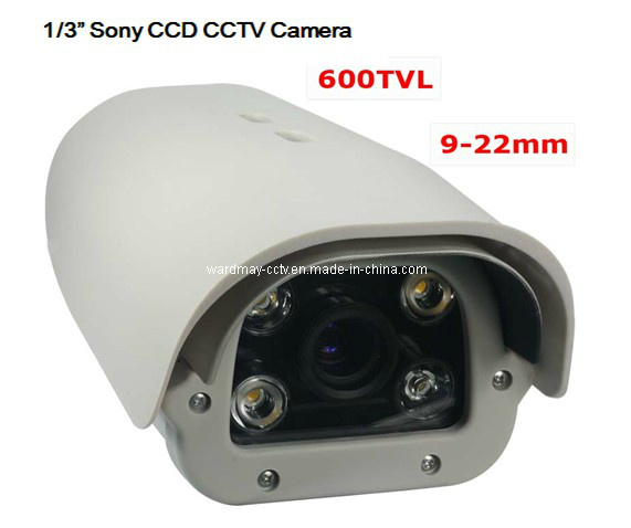 Security Day/Night Motorway Wdm 1.3MP Ahd CCTV Surveillance Camera (License Plate Recognition) W/5~50mm Lens