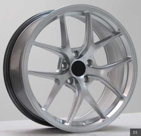 19 Inch Best Quality Car Parts Aluminium Alloy Wheel with PCD 5X105/120