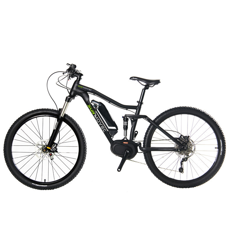 High Speed Center Motor Man Bike Ebike Mountain Electric Bicycle
