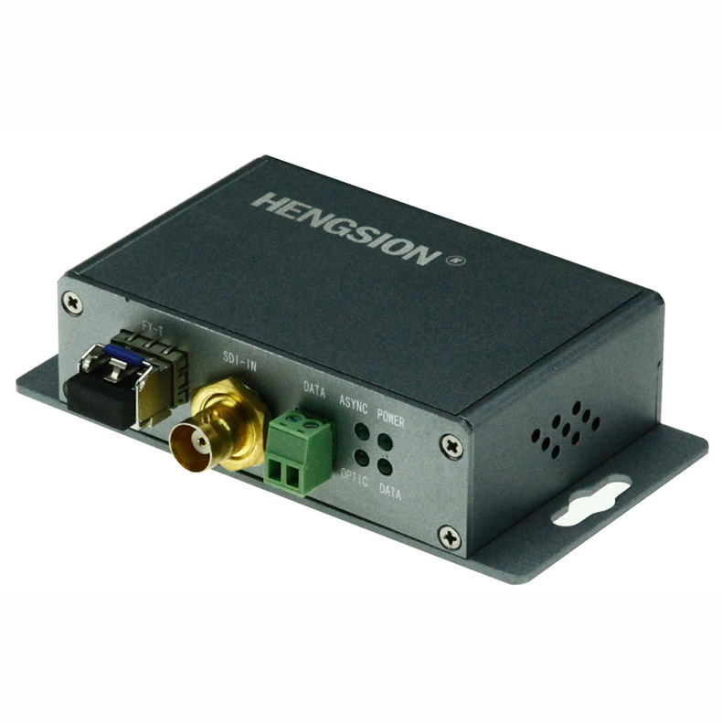 HD-Sdi 1 CH Video 1 Reverse RS485 Data Video Transceiver