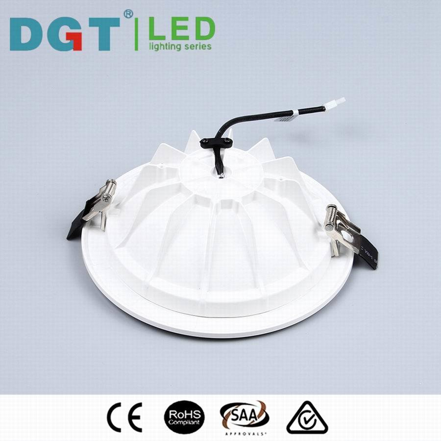 Indoor 12W/17W/22W/33W LED Slim Downlight MQ-7514