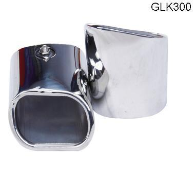 Exhaust/Muffler Pipe for Glk300, Made of Stainless Steel 304b