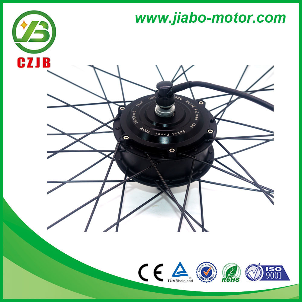Jb-92q 36V 350W Front Brushless Geared Electric Bike Wheel Hub Motor