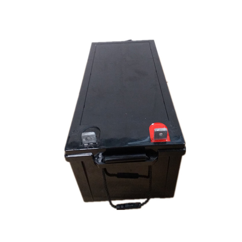 Heavy Duty Type 12V 200ah VRLA Battery for Tracffice System