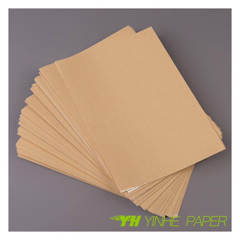 Wood Pulp Brown Kraft Release Paper