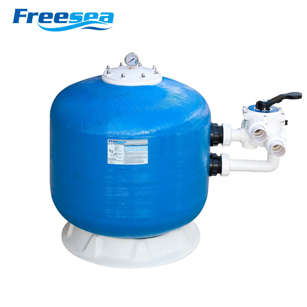 Top Mount Swimming Pool Sand Filter with Pump Combo
