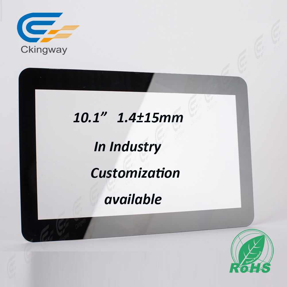 High Resolution 1024*600 10.1 Inch Projection Capacitive Display Touch Panel