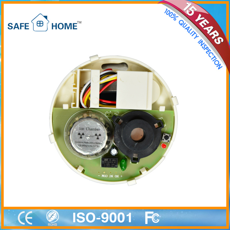 Conventional Photoelectric Smoke Detector for Fire Alarm