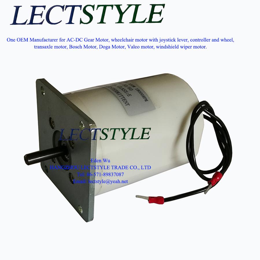 AC-DC Universal Circuit Breaker Motor