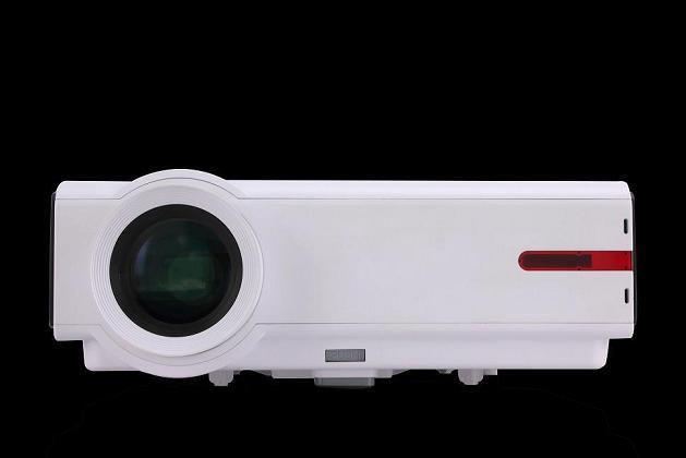 Yi-808A 3200 Lumens Business Education Meeting Full 3D HD Projector Beamer Android WiFi HDMI TV LED Projector