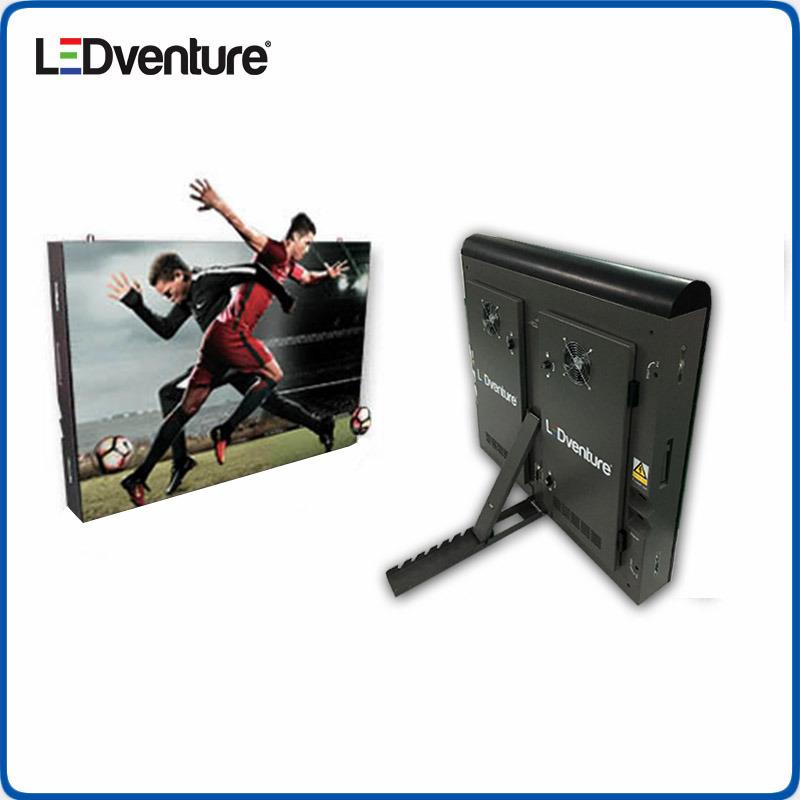 pH10 Indoor Perimeter LED Display Board for Sports Rental