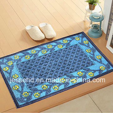 Comfortable Loop Pile Polyester Latex Backing Floor Carpet