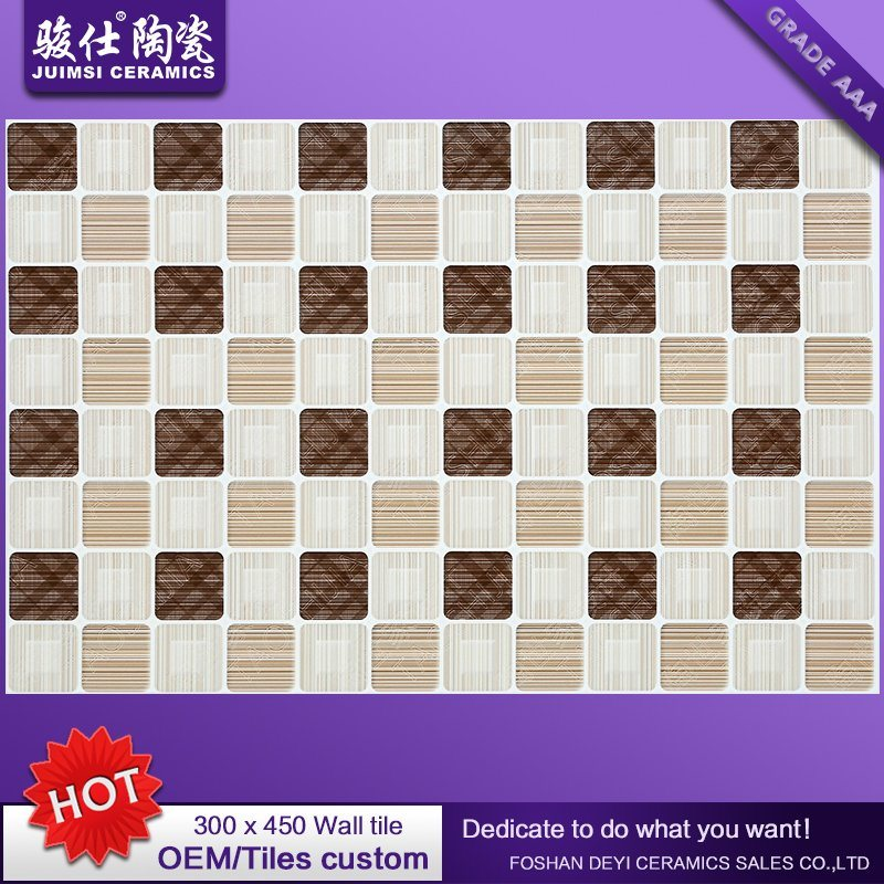 Alibaba China Market Cheap Price Inkjet Ceramic Brick Shape Wall Tile