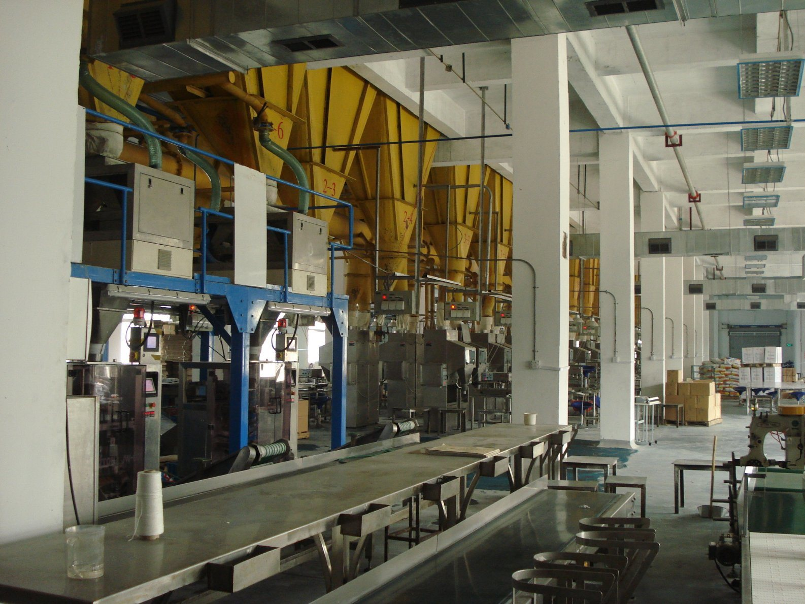 EPC Supplier of Medium-Sized Spraying Drying Process Washing Powder Plant