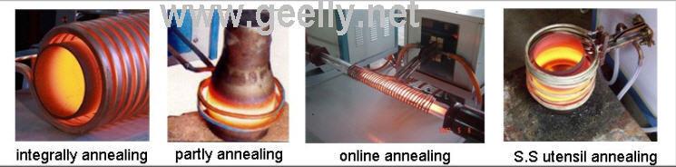 Ultrahigh Frequency Induction Heating Machine /Quenching/Brazing/Melting/Welding Machine