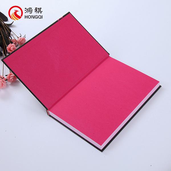 Hard Cover Binding Notebook