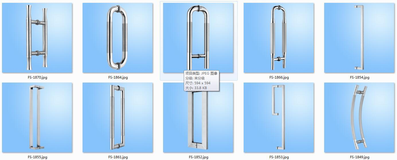 Professional Supplier of Glass Door Closer Floor Spring (FS-940)