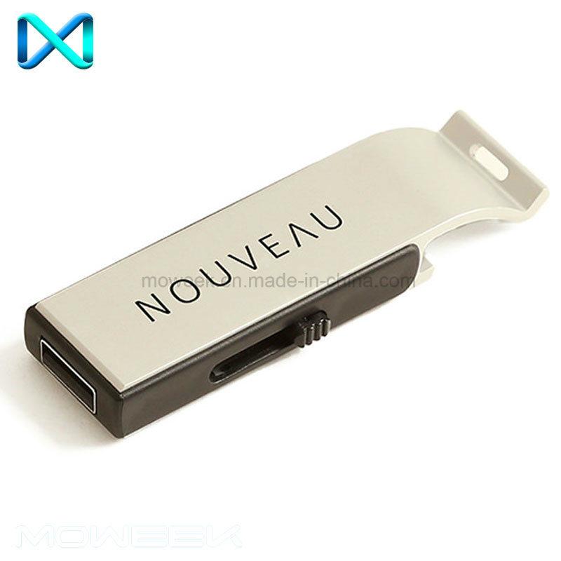 Creative Retractable Bottle Opener USB Stick Flash Drive