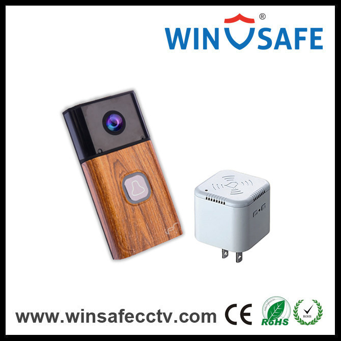 Smart Home Security Mini Size Camera IR IP Camera