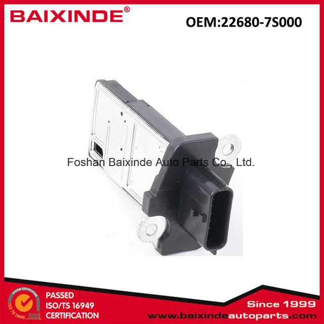 22680-7S000 Air Flow Meter Mass Air Flow Sensor for Nissan/Infiniti/Suzuki