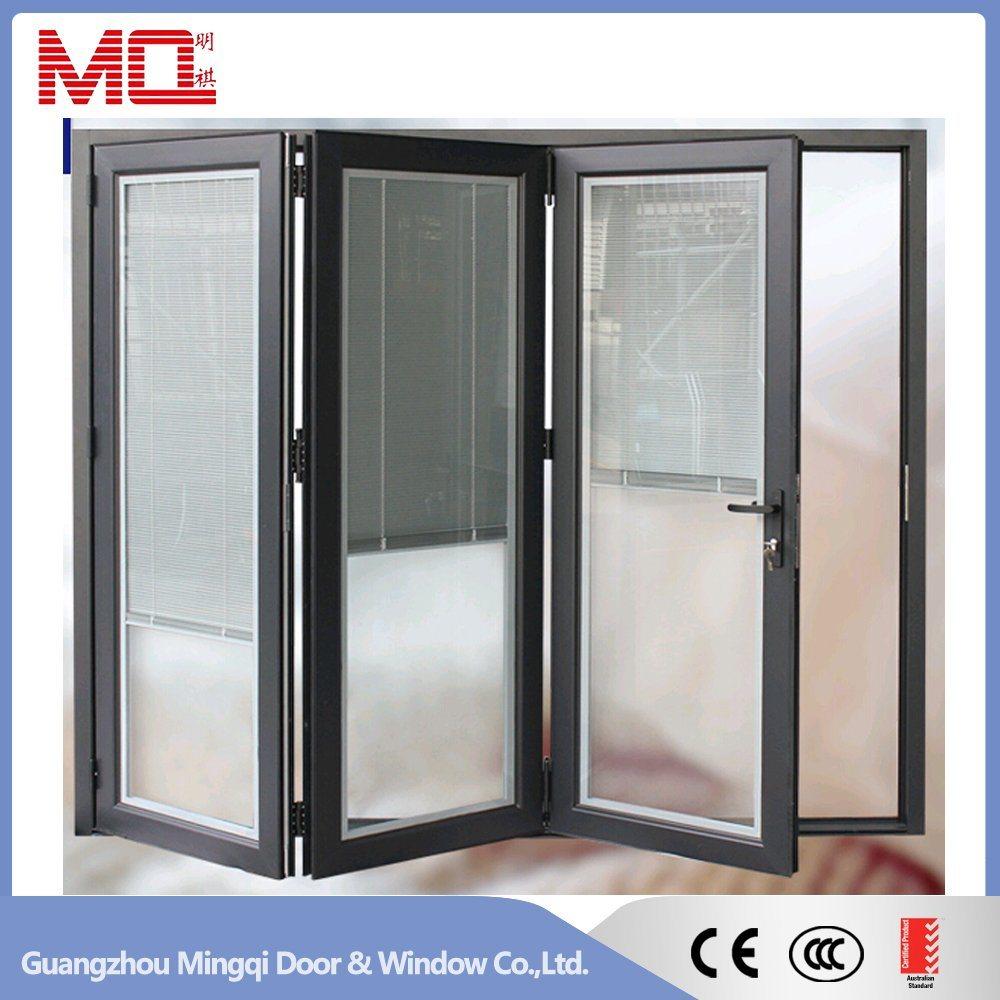 Custom Aluminum Accordion Door Factory