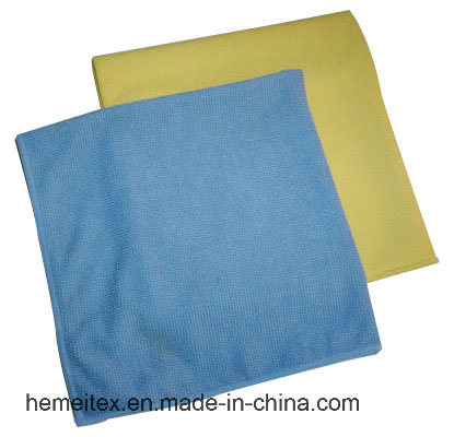 Microfiber Cleaning Towel/Glass Towel