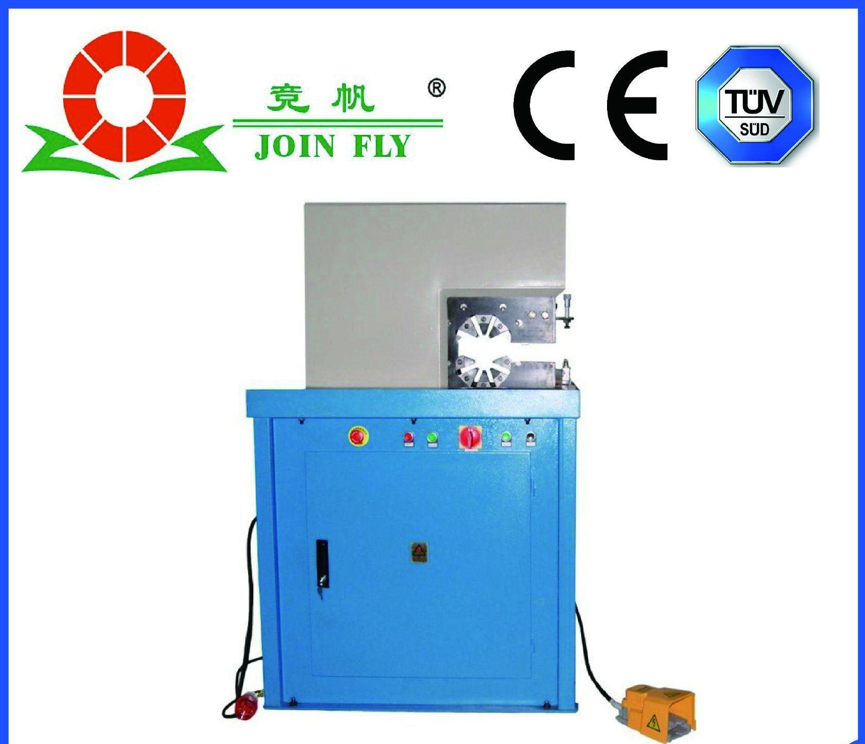 Ce Approval Hose Crimping Machine for Auto Air Condition Hose