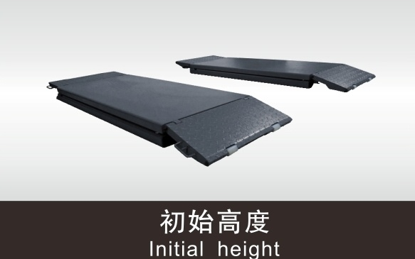Perfect Quality Two Post Car Lift Car Hydraulic Lifts with Floor Plate