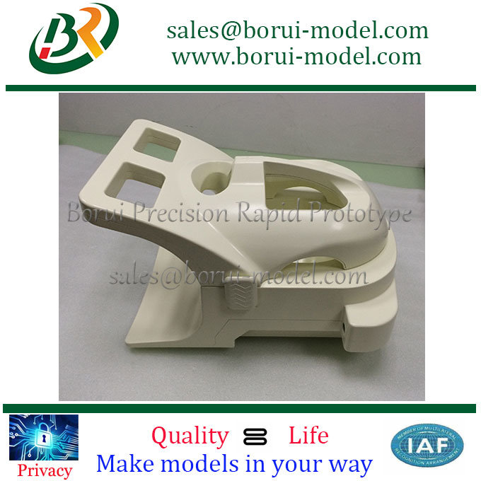 Customized CNC Machined Plastic Cover for Medical Usage