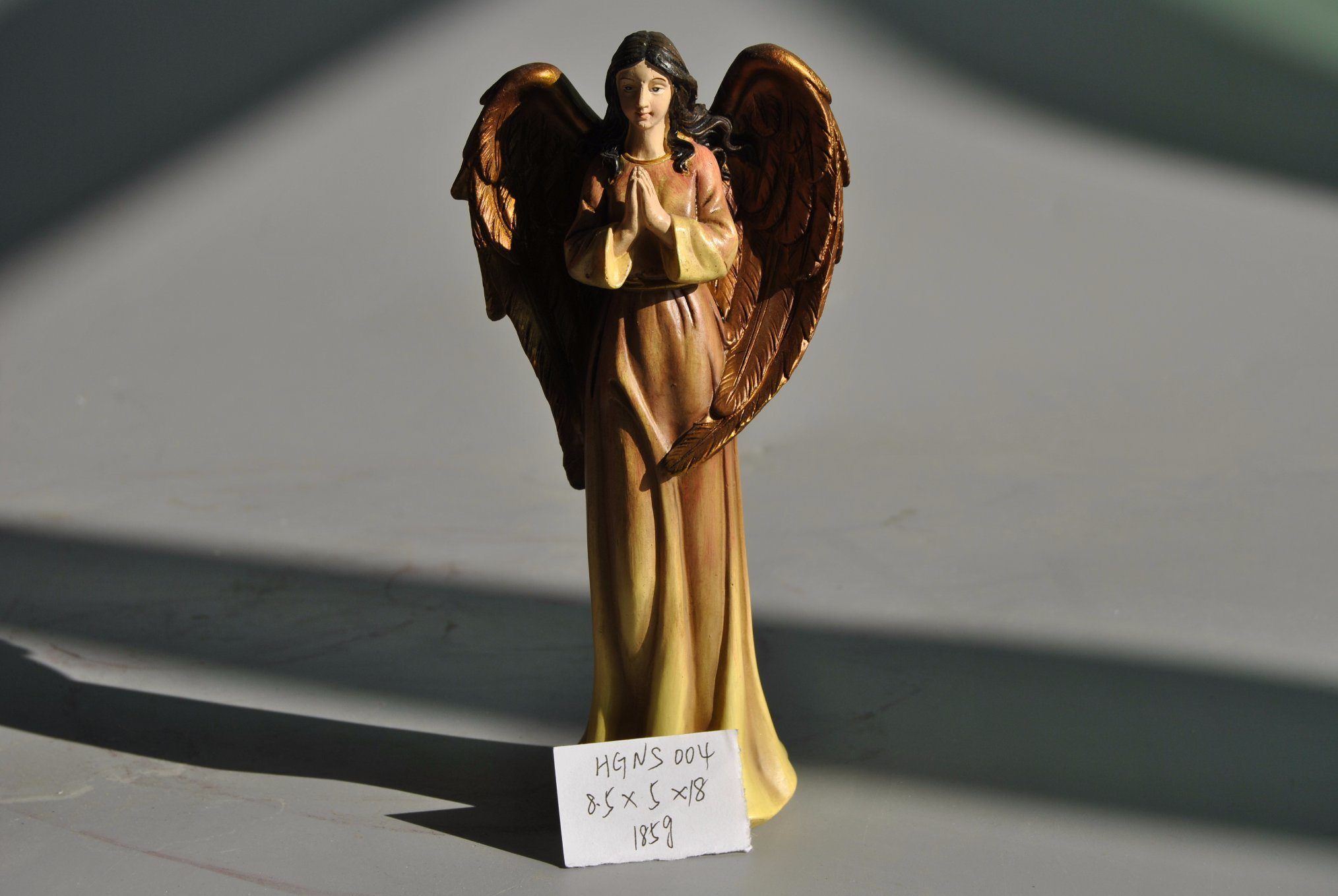 Good Quality Custom Resin Religious Figurine Statues for Wholesale