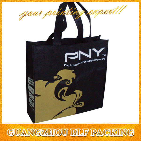 Customized Logo Non Woven Packaging Bags for Garment Wholesales