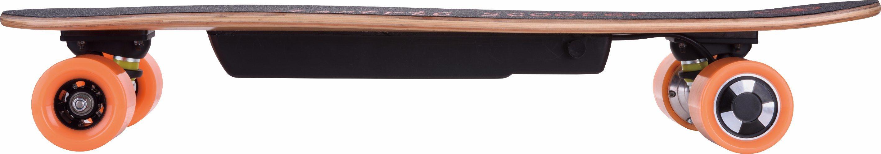 Longboard Four Wheel Electric Skateboard with Ce