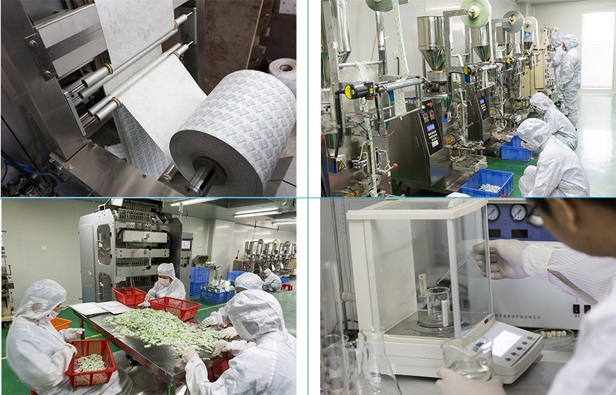 Moisture Proof Tyvek Paper 10g Chemical Silica Gel Desiccant